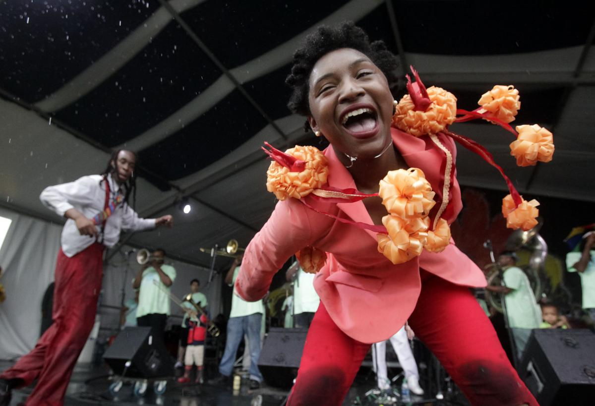 Acura New Orleans >> Welcome to the 2017 New Orleans Jazz Fest, a cross-generational celebration of New Orleans and ...