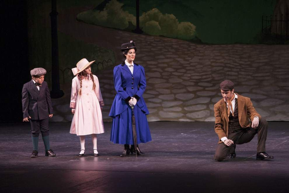 Review: For JPAS' 'Mary Poppins,' it's a bumpy flight _lowres