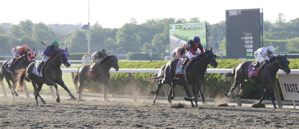 Tonalist wins the Belmont Stakes, California Chrome finishes fourth _lowres