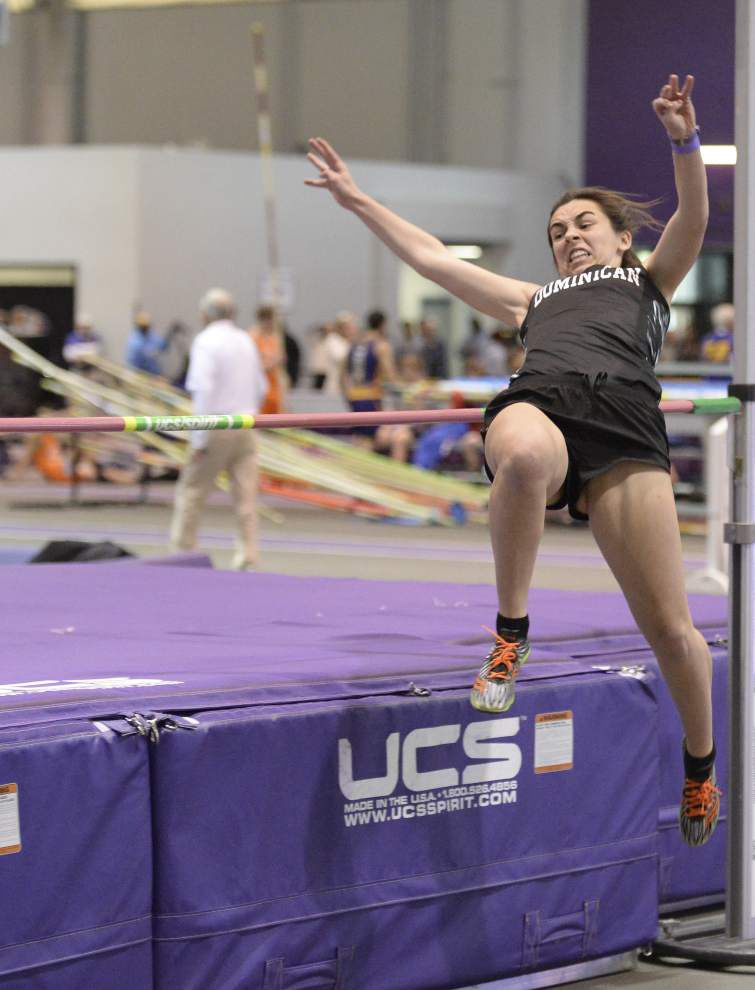 Photos: Indoor prep track and field qualifiers held at LSU _lowres