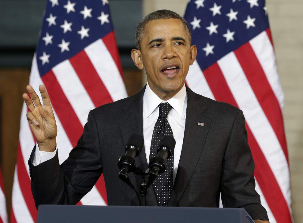 Obama plan aims to improve odds for minority boys _lowres