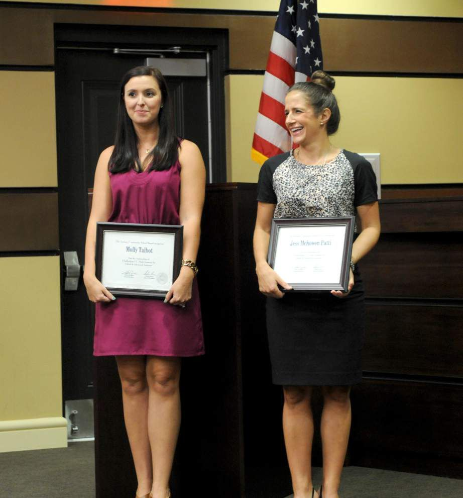 Teachers recognized as textbook authors _lowres