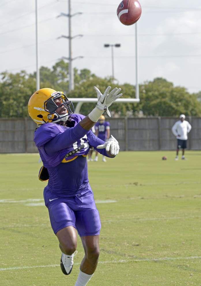 Former LSU CB Derrick Raymond has enrolled at Southeastern Louisiana _lowres