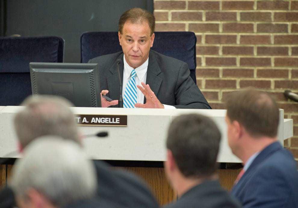 Louisiana Public Service Commissioner Scott Angelle has reputation for persistent persuasion _lowres