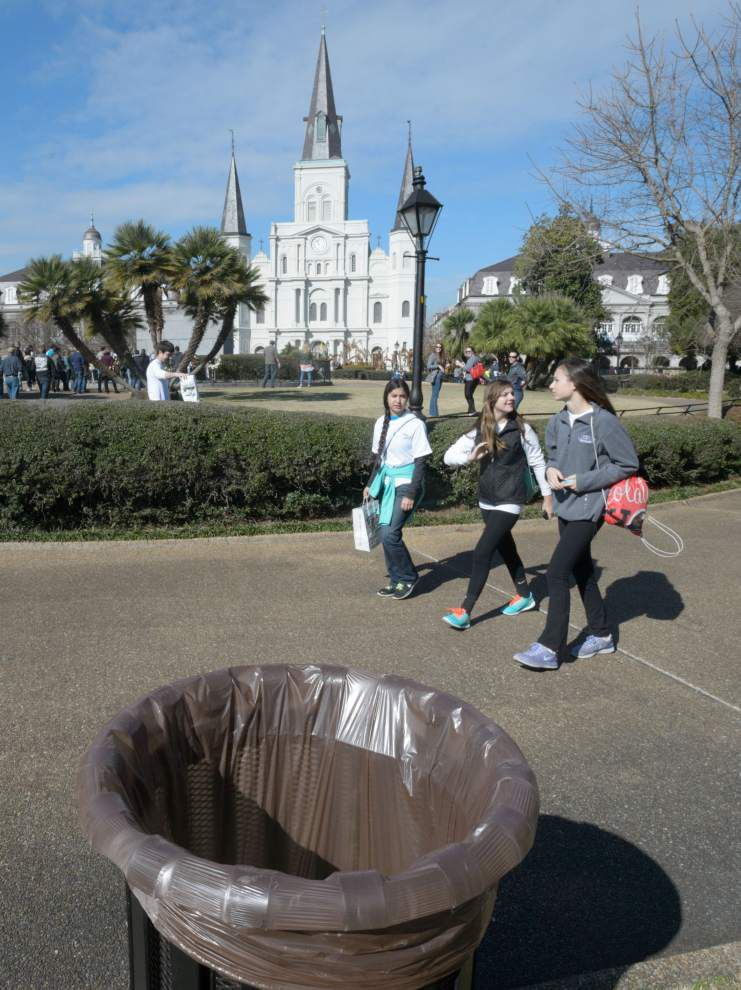 New company is handling French Quarter, New Orleans CBD trash removal; it's not Sidney Torres' firm _lowres