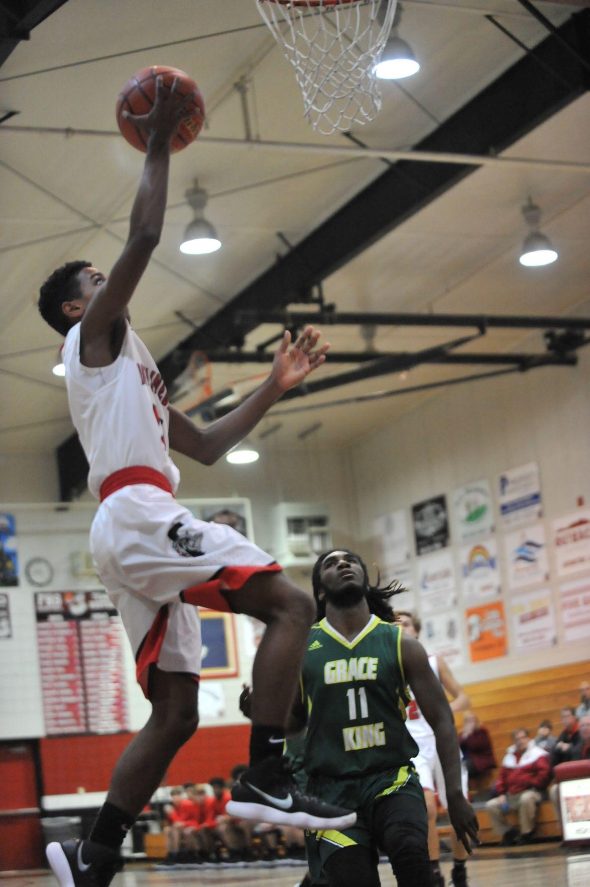 Ethan Rodgers (Fontainebleau High Boys Basketball)