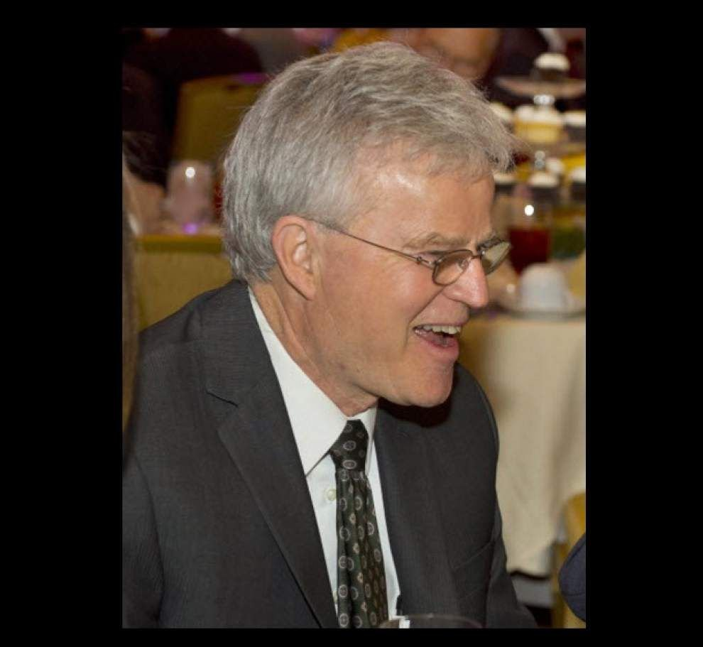 Buddy Roemer has 'small' stroke _lowres
