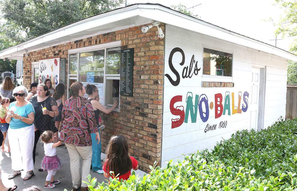 Sno-ball appeal is timeless, but tradition and change always have been part of the game _lowres