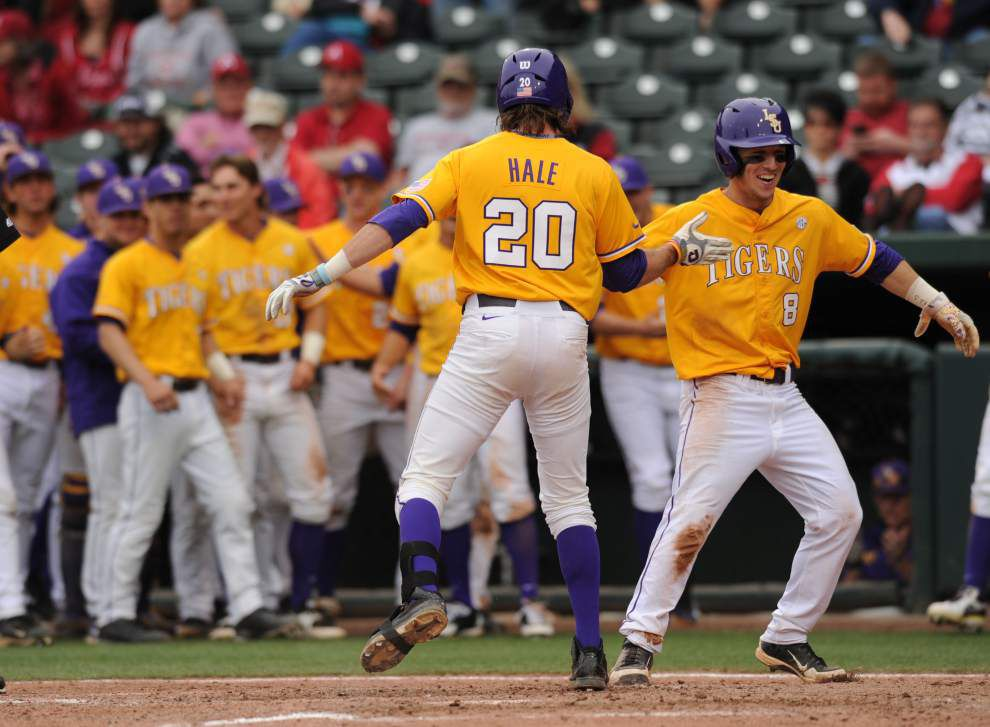 LSU baseball team just misses chance to be unanimous No. 1 team in the country; track Monday polls as they're released _lowres