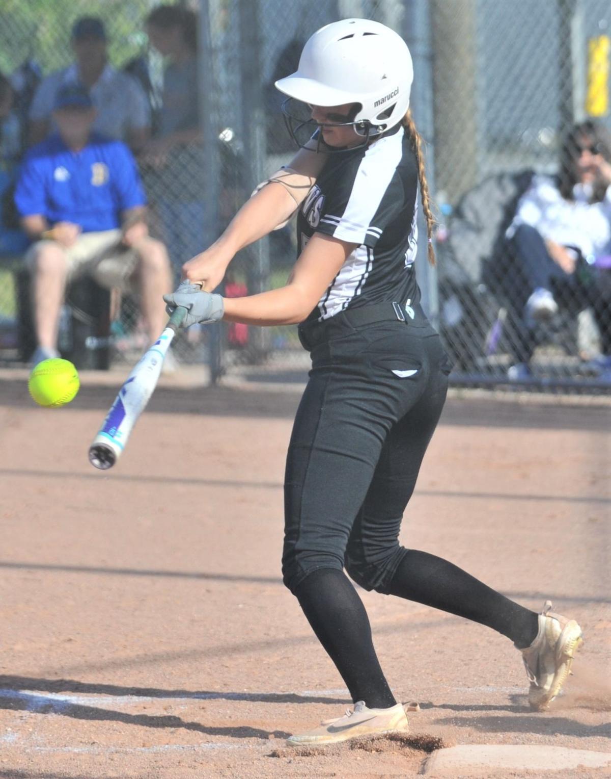 Madison Miller (Lakeshore High Softball)