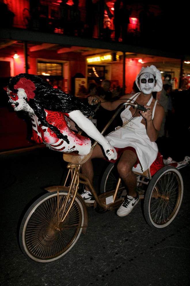 Fright night revelers _lowres