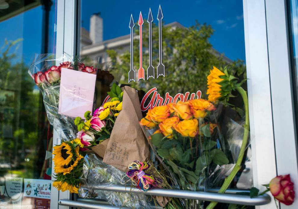 Vigils planned this weekend to support victims, family affected by Lafayette theater shooting _lowres