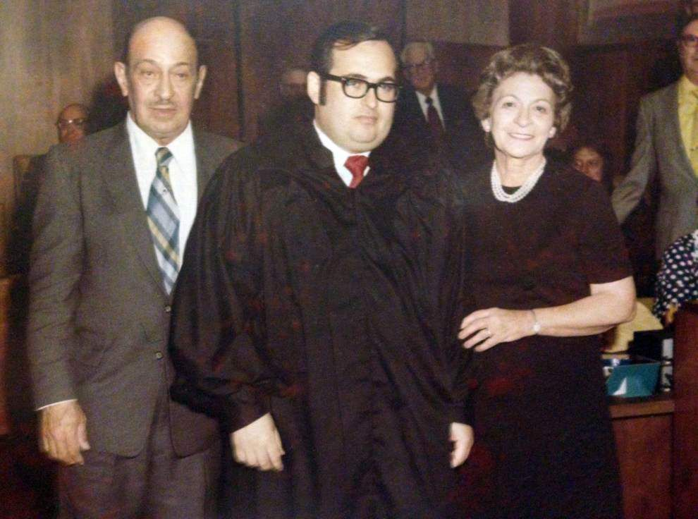 Too old to serve any longer, Orleans Judge Frank Marullo ponders storied past and unknown future _lowres