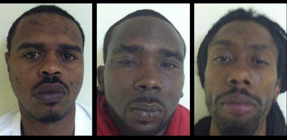 Narcotics agents arrest three in Breaux Bridge drug bust _lowres