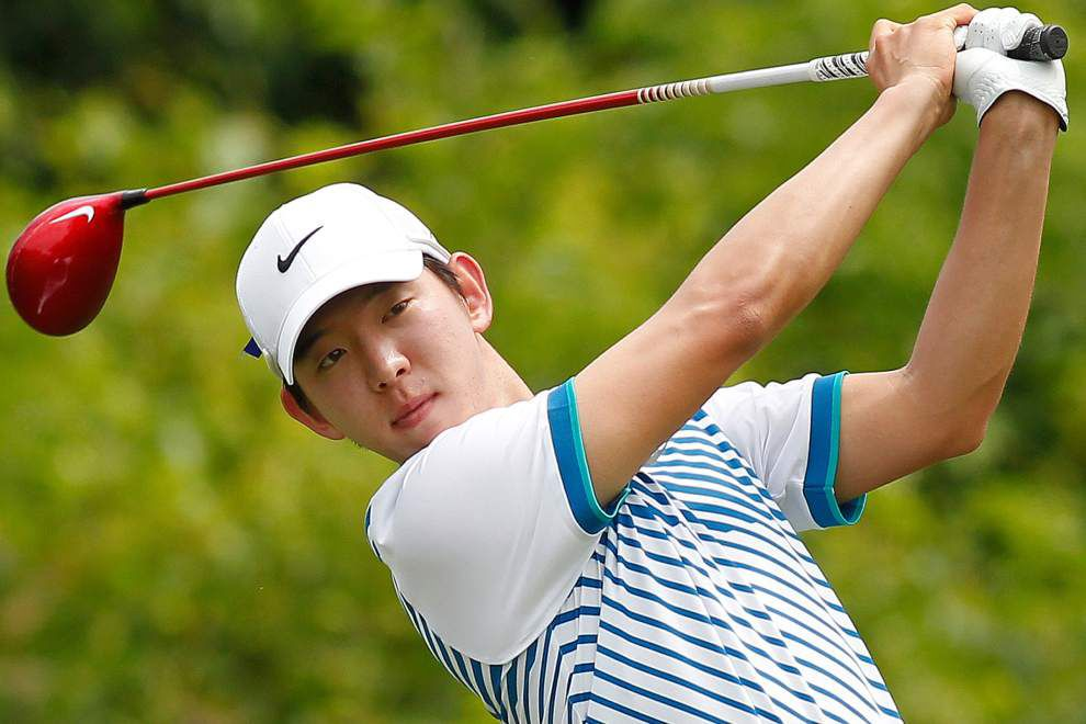 Seung-Yul Noh shoots 65 to lead Zurich Classic _lowres