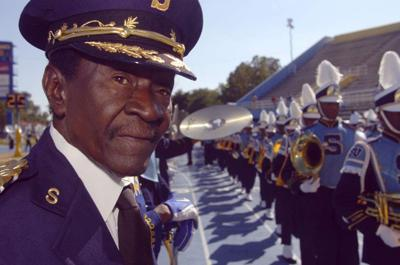 Former SU band director dies at 85 _lowres