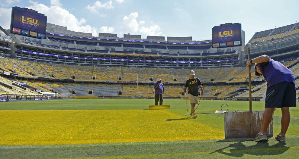 Tickets sales sluggish for LSU vs. South Carolina, and 'that's a shame,' Joe Alleva says _lowres