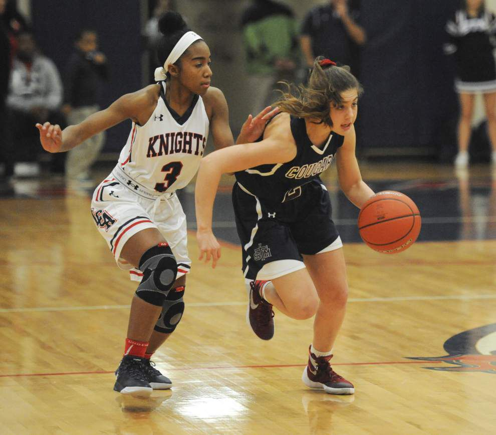 Northside, St. Thomas More girls set for showdown _lowres