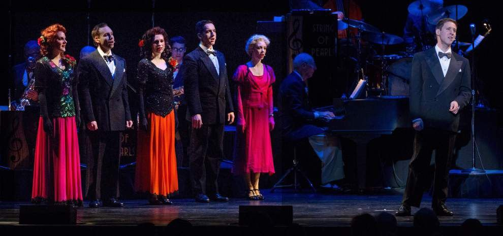 'In the Mood' at Saenger pays tribute to 1940s swing era _lowres