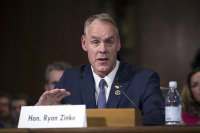 Senate confirms Montana Rep. Zinke as Interior secretary (copy)