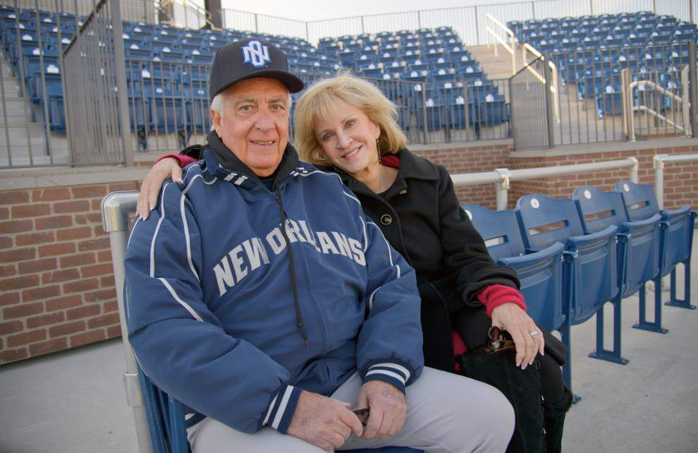Maestri family enjoys being back in UNO baseball again _lowres