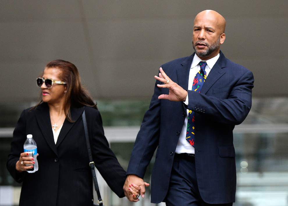 Ray Nagin seeks to have conviction thrown out, saying 'honest services' law was misapplied _lowres