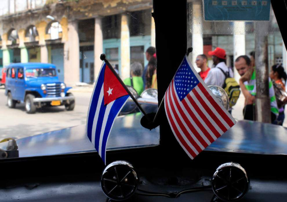 U.S. loosens embargo on Cuba, making trade and travel easier _lowres