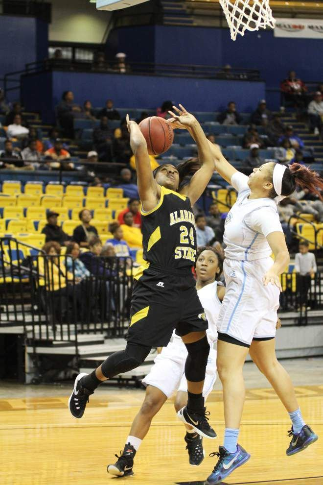 Southern women try to bounce back against Alabama A&M _lowres