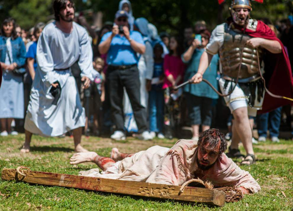 Photos: Lafayette Stations of the Cross _lowres