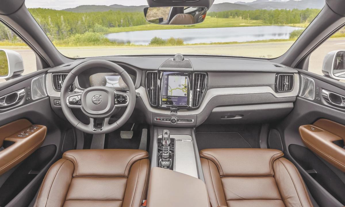 2018 Volvo XC60 AWD Inscription