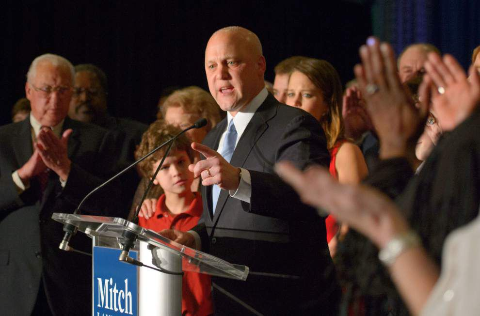 Fiscal problems loom large as Mayor Landrieu starts new term _lowres