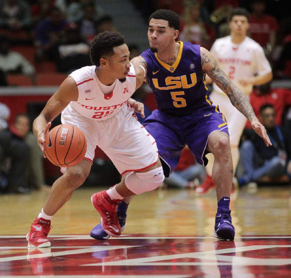 Rabalais: LSU basketball looks like 'playground ball pickup all-stars lacking the chemistry to succeed,' but season not lost yet _lowres