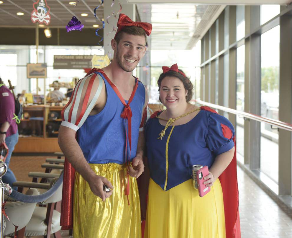 Pirates and Princesses Take over USS KIDD First Free Sunday _lowres