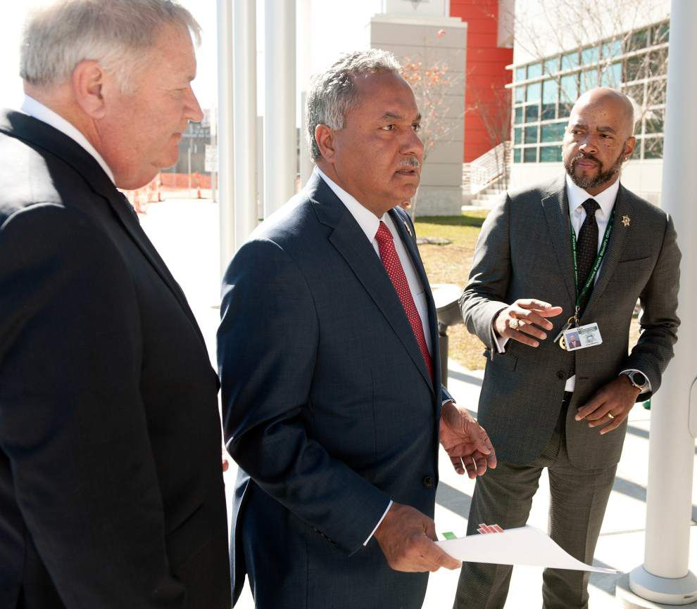 Sources: Sheriff Marlin Gusman attorney excluded from ...
