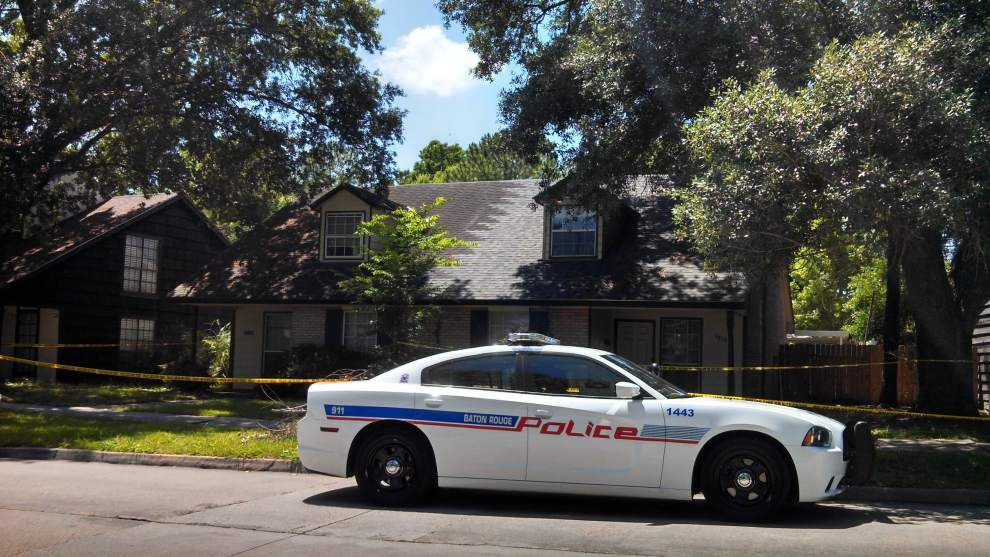BR man accused of killing roommate, 77, and burying him in garden _lowres