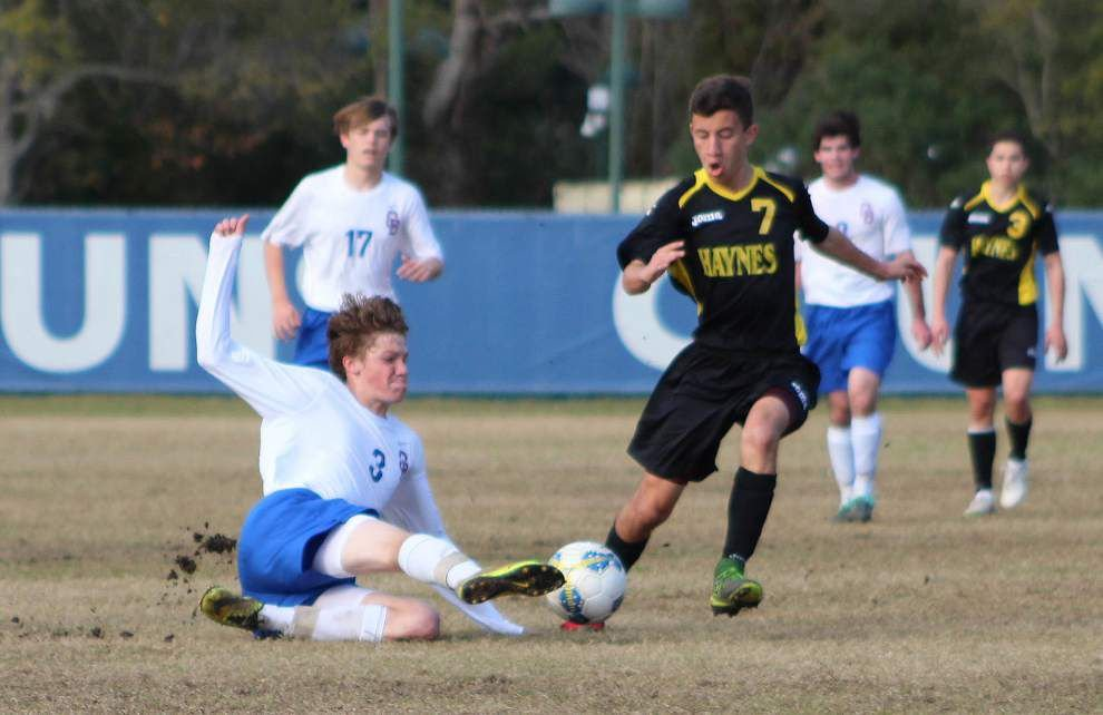 Check out the New Orleans-area basketball and soccer schedules for Saturday _lowres