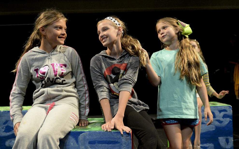 Summer camp produces 'Disney's Peter Pan Jr.' _lowres