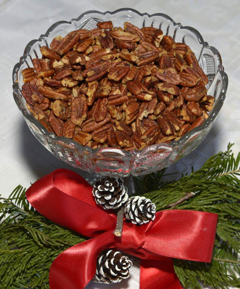 Gourmet Galley: Holidays in a hurry - raid your pantry for quick treats _lowres