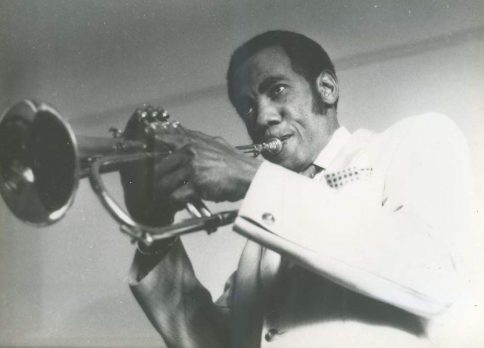 New Orleans trumpeter Porgy Jones dead at 74 _lowres