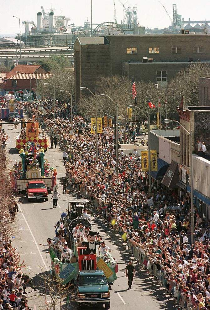Arthur Hardy: Which city was first to celebrate Mardi Gras — Mobile or New Orleans? _lowres