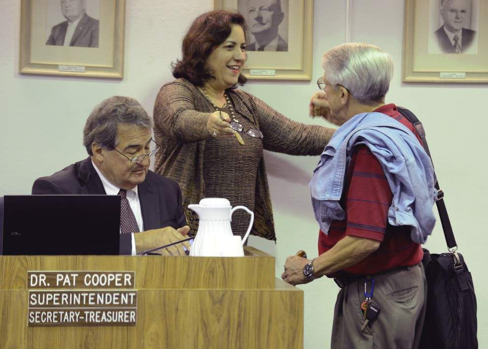 Cooper charges delayed when attorney fails to show up at Lafayette Parish School Board meeting _lowres