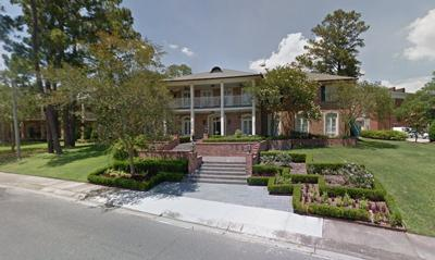 LSU Pi Beta Phi sorority house