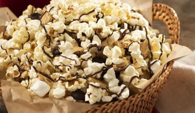 Popcorn S'mores