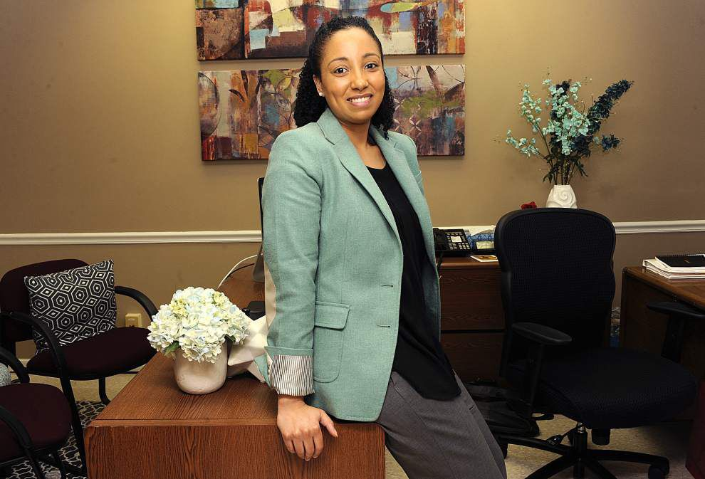 UL-Lafayette diversity director draws on personal experience in new post _lowres