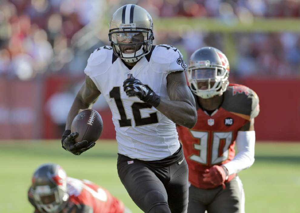 Saints defense helps team erase 13-point halftime deficit to beat Tampa Bay 23-20 _lowres