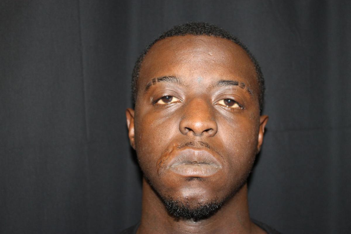 Tyrone White mug shot