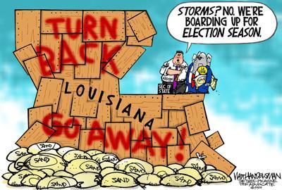 Walt Handelsman: Louisiana Election Season