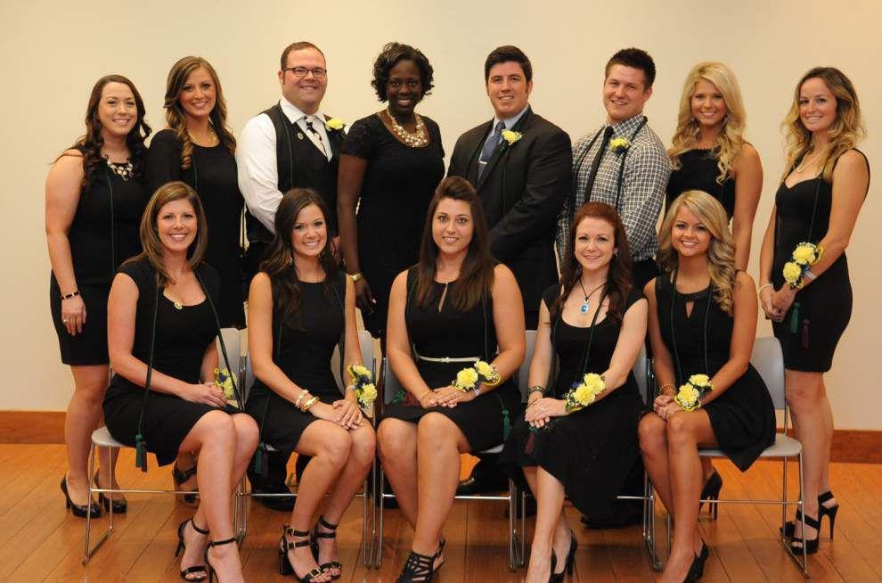 North Oaks radiologic graduates class of 13 _lowres