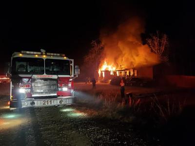 Killian house fire