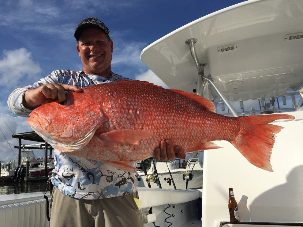 Measure to turn control of red snapper fishery to Gulf states clears first hurdle _lowres